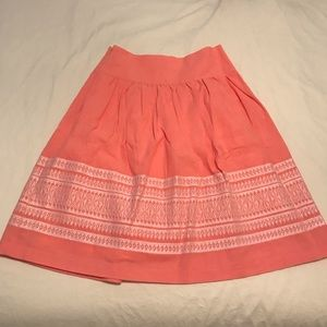 DownEast Pink Skirt